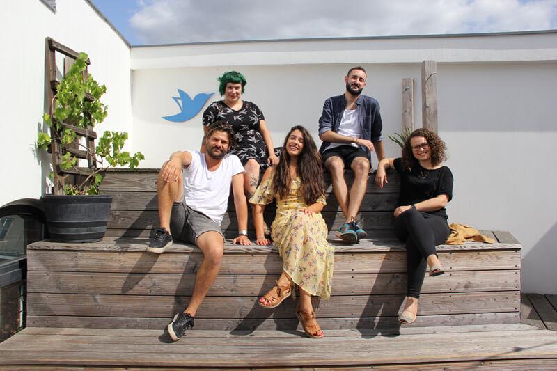 Das Team von orderbird | Bild: orderbird