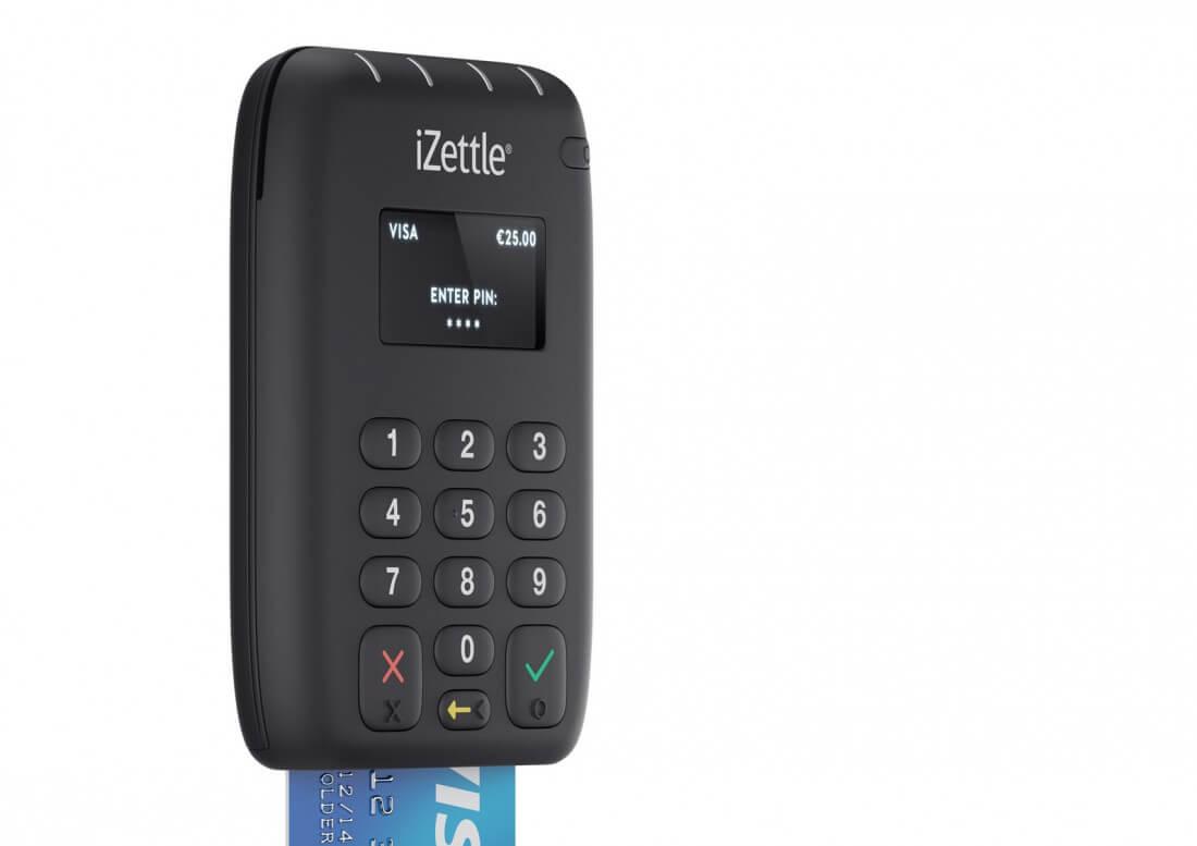 Zettle Kartenleser contactless pro