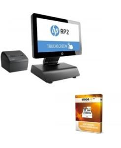 Kassensystem HP RP2 Paket