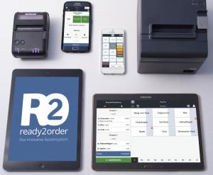 ready2order - mobiles Kassensystem