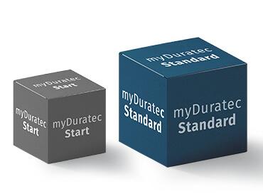 Duratec Kassensystem Pakete