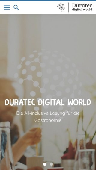 Duratec digital world