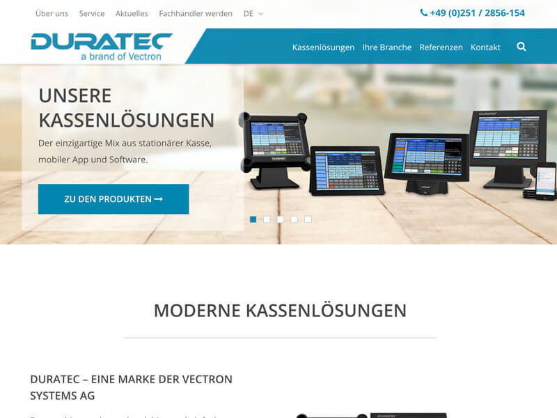 duratec kassensysteme erfahrungen test kosten app. Black Bedroom Furniture Sets. Home Design Ideas