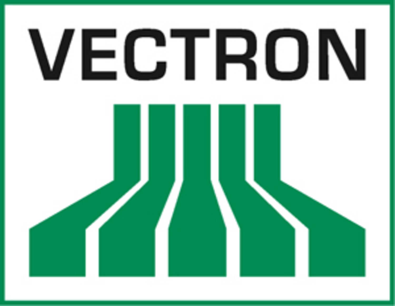 Logo Vectron: Abbildung des Vectron Logos