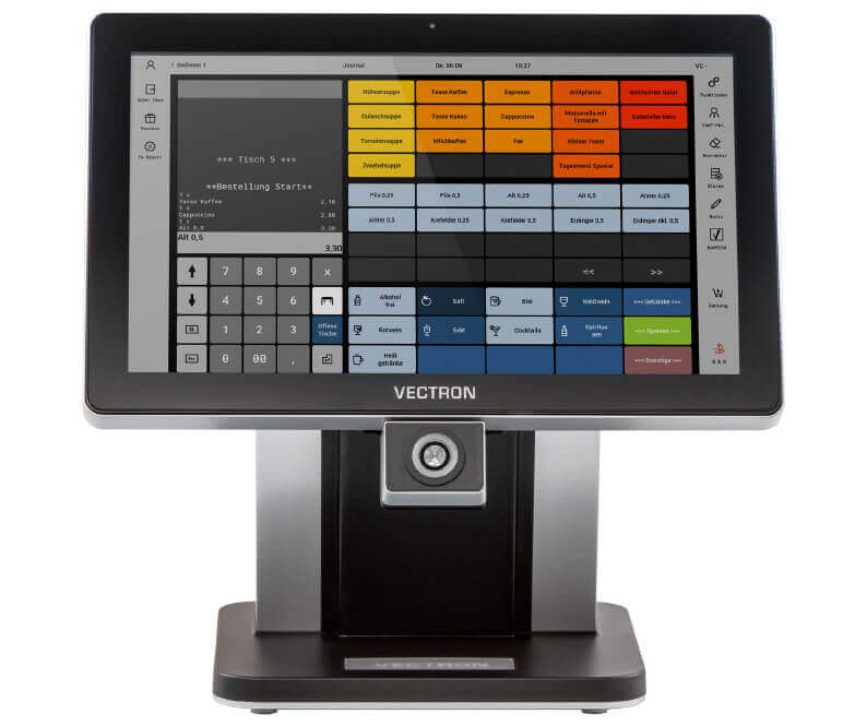 Touch 15 II Wide | Foto: Vectron Systems