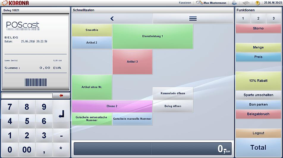 Kassensysteme Amp Registrierkassen Einzelhandel Vergleich