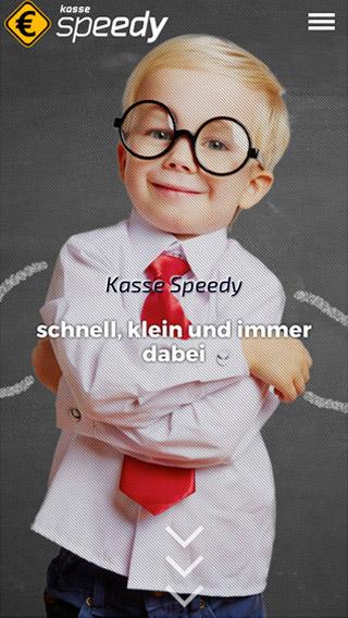 Kasse Speedy