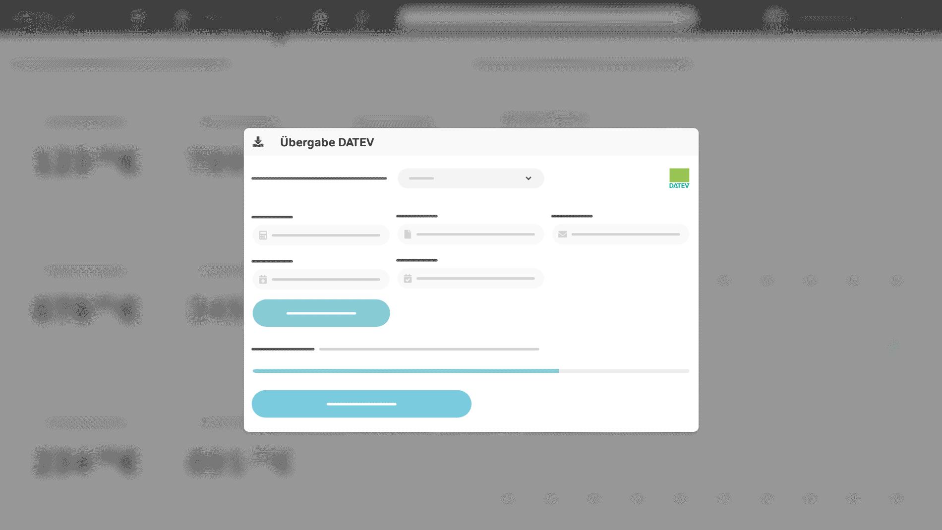 flour Kassensystem Screenshot Anbindung Buchhaltungssysteme