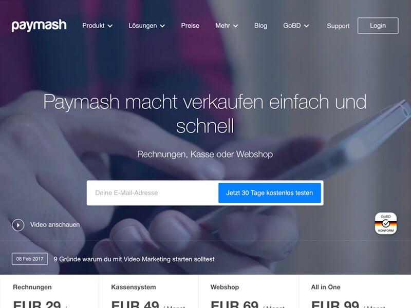 Paymash