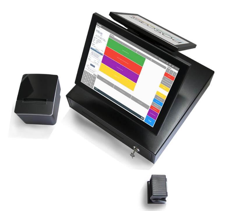 POScast Kassensystem Touchkasse