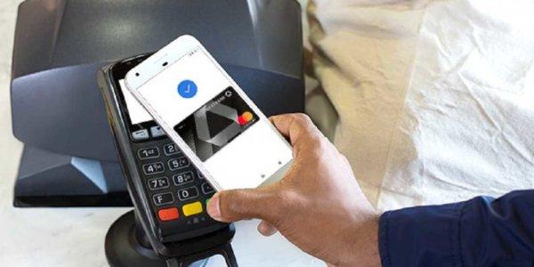 Mobiles Bezahlen mit Google Pay und Garmin Pay