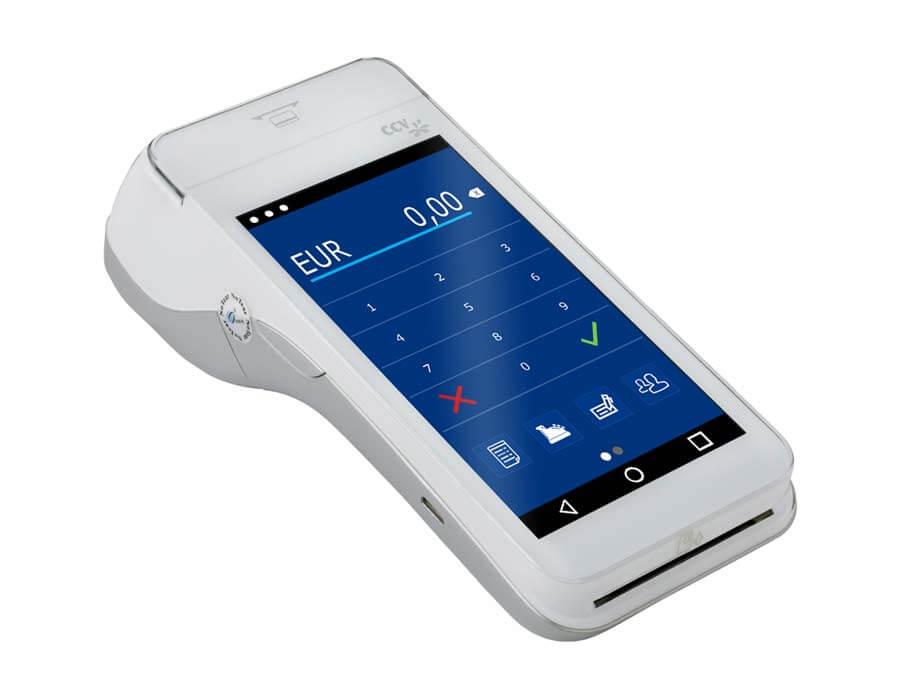 CCV Mobile A920 im Bild