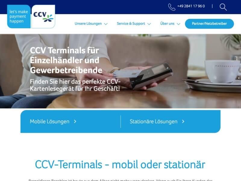 CCV Kartenlesegerät