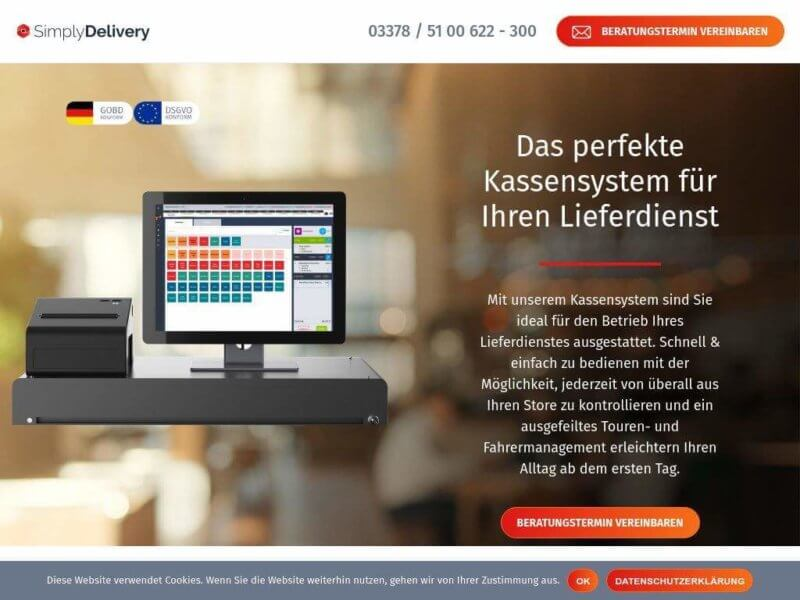 SimplyDelivery
