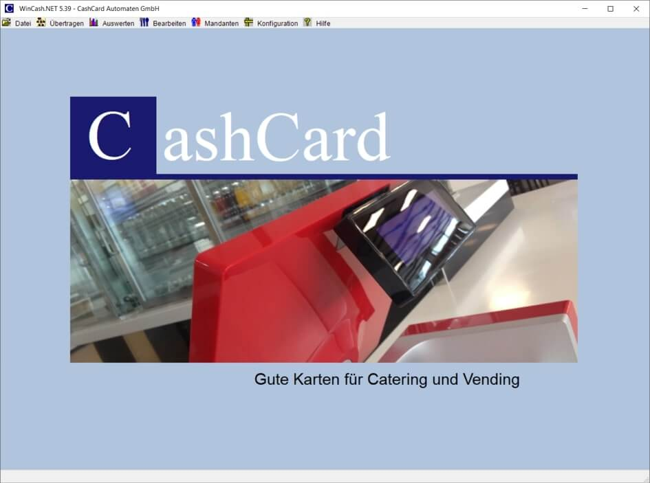 Screenshot CashCard