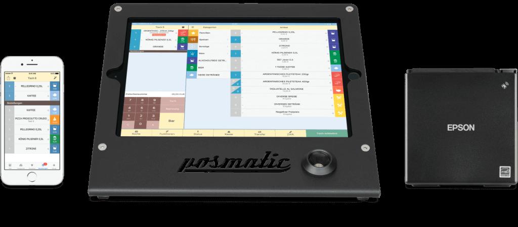 Kassensystem posmatic | Bild: posmatic