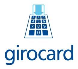 Das Logo der Girocard im Bild