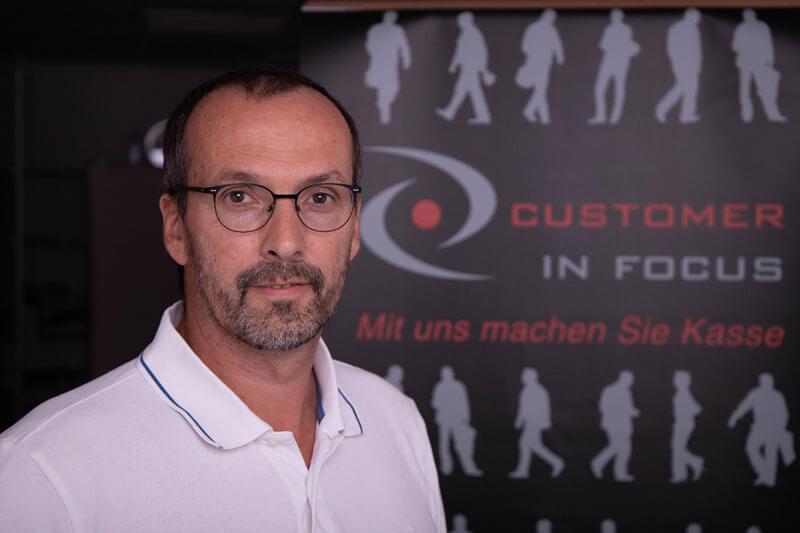 Dirk Schirmer, Geschäftsführer HioPOS
